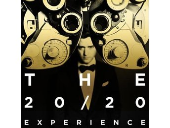 Timberlake Justin: The 20/20 experience - 2 of 2 (2 CD) Ord Pris 149 kr SALE