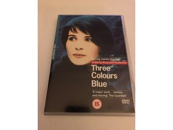 Three colours blue - DVD