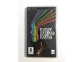 Every Extend Extra – spel till Playstation Portable, PSP
