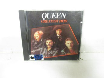 Queen - Greatest Hits - FINT SKICK!
