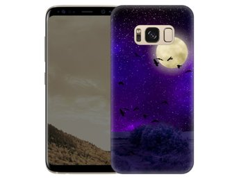 Samsung Galaxy S8 Skal Night Sky