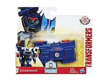 Transformers Robots in Disguise 1-Step Changers Soundwave