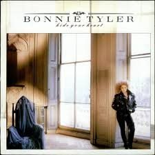 Vinylskiva LP Bonnie Tyler - Hide Your Heart