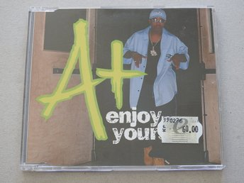 A+ Enjoy Yourself CD Singel 1998