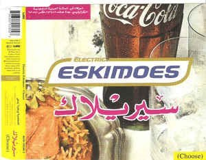 Electric Eskimoes - Choose - CD (singel)