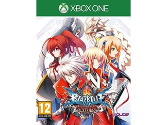BlazBlue Chrono Phantasma Extend - Xbox One