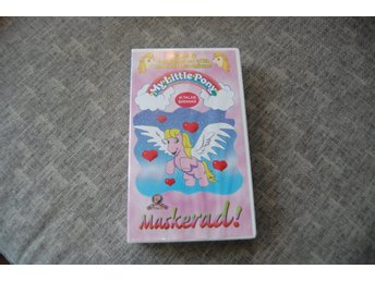 Vhs. My little pony. Maskerad
