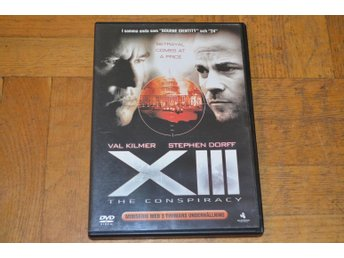 XIII The Conspiracy ( Val Kilmer Stephen Dorff ) DVD