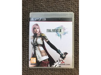 Final Fantasy XIII komplett ps3