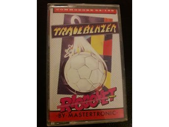 Commodore 64 / 128 Spel Kasett Trailblazer