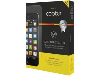Copter Skärmskydd Screenprotector iPhone X / XS