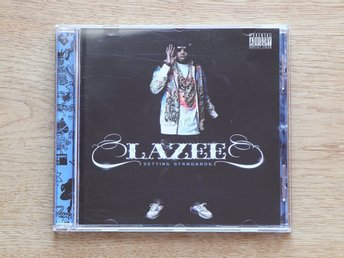 LAZEE - SETTING STANDARDS, CD