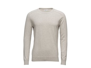 M. Cotton Merino Sweater - STICKAT, XL, FILIPPA K