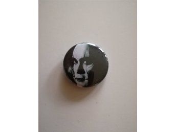 The Crow - pin badge button