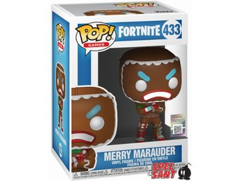 Pop! Fortnite Merry Marauder