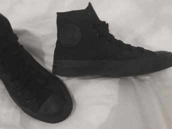 Converse All Star. Strl 37,5, US 5 24cm