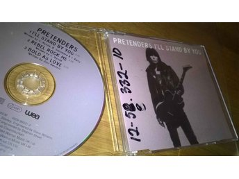 Pretenders ‎- I'll Stand By You, CD, Single