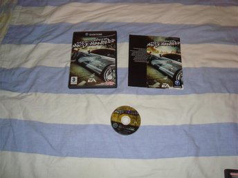 Gamecube - Need For Speed Most Wanted - Komplett