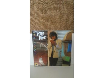 Peter Kent - Happy Weekend, vinyl LP