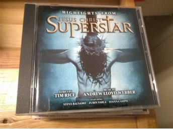 Highlights From Jesus Christ Superstar, CD