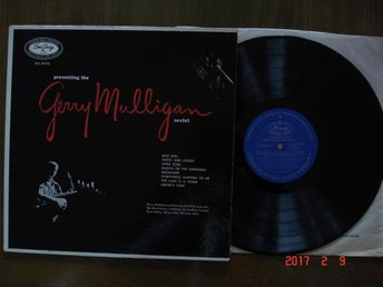 Gerry Mulligan sextet, LP, Jazz