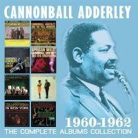 Adderley Cannonball: Complete Albums 1960-62 (4CD)