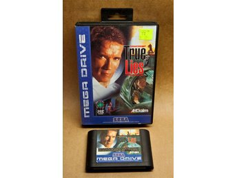 True Lies Sega Mega Drive PAL