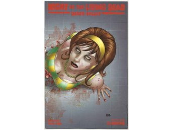 Night of The Living Dead: Death Valley # 2 Wrap Cover NM Ny Import - Vikingstad - Night of The Living Dead: Death Valley # 2 Wrap Cover NM Ny Import - Vikingstad