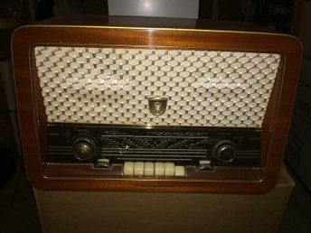 Retro Radio Phillips BS461A