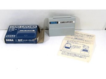 Sega Card Catcher, Japan