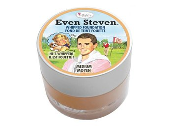 The Balm Even Steven Whipped Foundation Medium