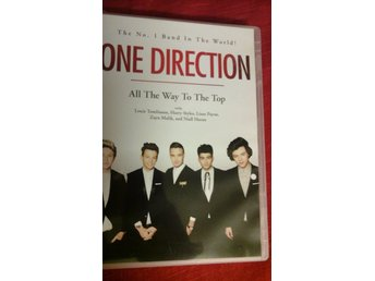 ONE DIRECTION ALL THE WAY TO THE TOP