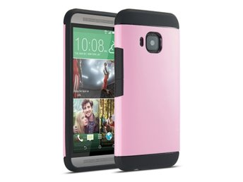 HTC One M9 Tough Skal Rosa