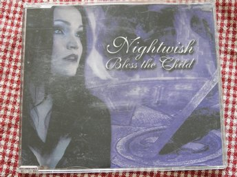 Nightwish - Bless The Child CD Single 2002