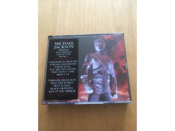 Michael Jackson - History, Past Present and Future (2-cd)