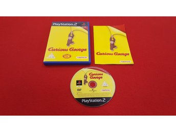 CURIOUS GEORGE till Sony Playstation 2 PS2