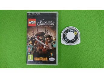 Lego Pirates of the Caribbean Playstation Portable Playstation Portable PSP