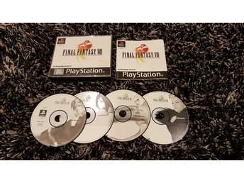 Final Fantasy VIII (8) – komplett till Playstation One PS1