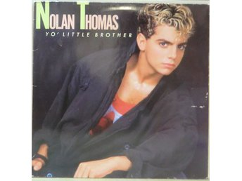 Nolan Thomas-Yo' little brother / LP