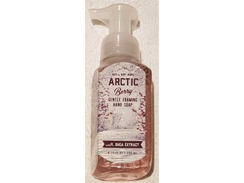 ARCTIC BERRY Bath & Body Works Gentle Foaming Hand Soap skumtvål USA vinter doft
