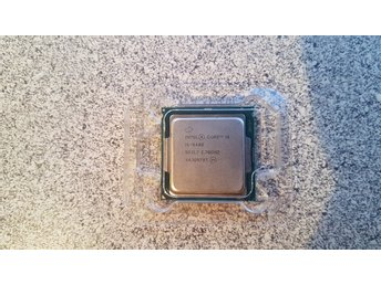 Intel Core i5-6400 Processor 2.7GHZ (3,3 turbo) socket 1151