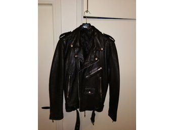 BLK DNM Leather Jacket 5 / Läderjacka