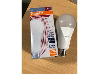 Osram led lampa E27 21w motsvarar 150w glödljus (417548688