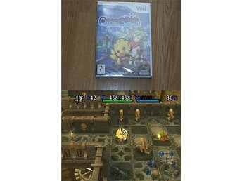 Wii: Final Fantasy Fables: Chocobo's Dungeon (ny)