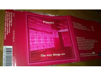 Punnet - The way things are, CD, rare