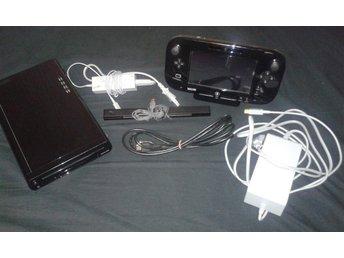 Premium Nintendo Wii U Basenhet & Alla Tillbehör - Huddinge - Premium Nintendo Wii U Basenhet & Alla Tillbehör - Huddinge
