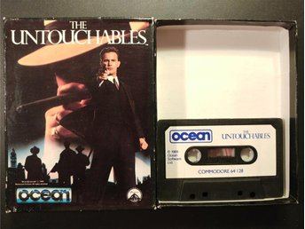 The Untouchables till Commodore 64 / 128 | C64 | C128