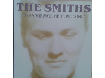 The Smiths  titel*  Strangeways, Here We Come* US LP