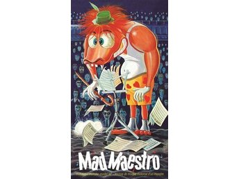 MAD Maestro Motorized Monster Figure
