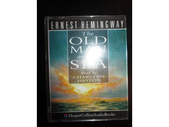 Ernest Hemingway, The old man and the sea, ljudbok kassettbok